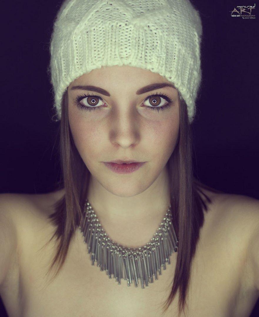 Straight Portrait