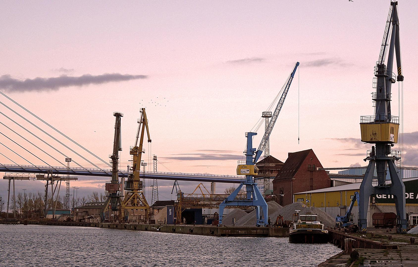 Stralsund Nordhafen