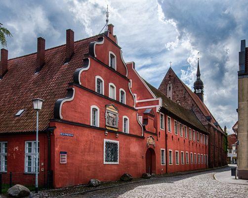 Stralsund...#01 - Kloster zum hl. Geist