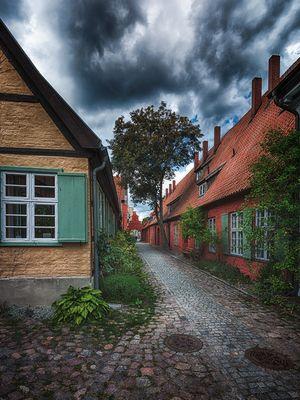 Stralsund...#05 - Klosteranlage