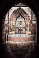 Stralsund...#09 - Portal Nikolaikirche
