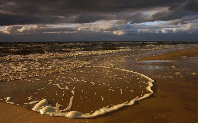 Strand am Ostsee