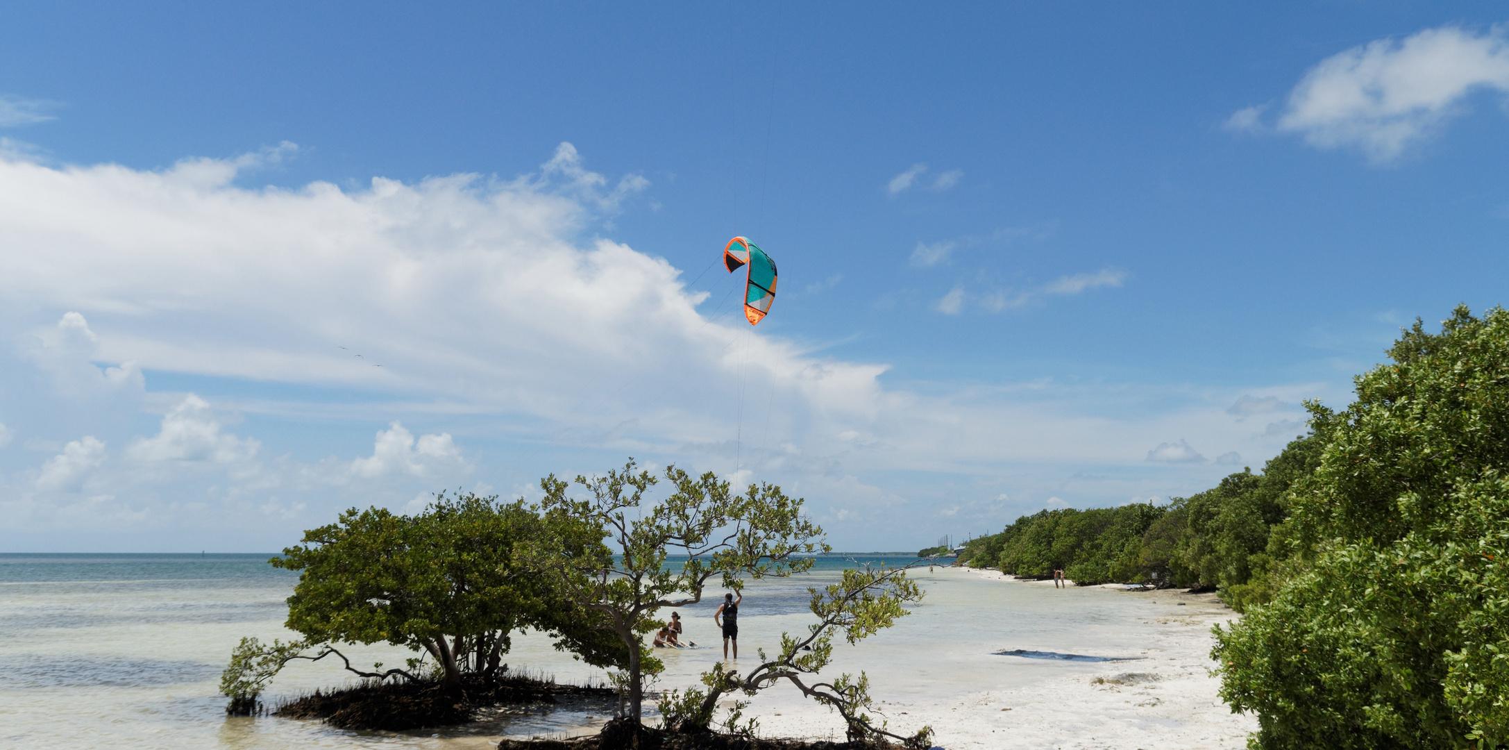 Strand auf den Florida Keys