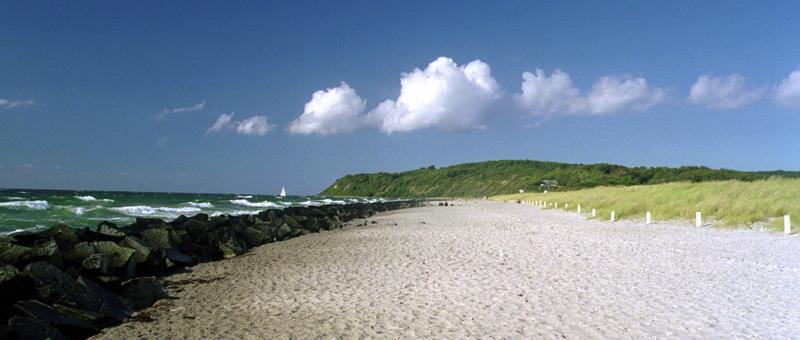 Strand auf Hiddensee