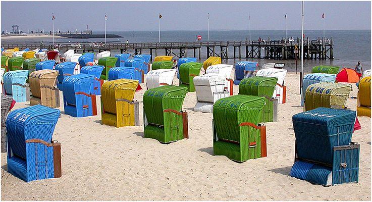 Strand auf Insel Foer