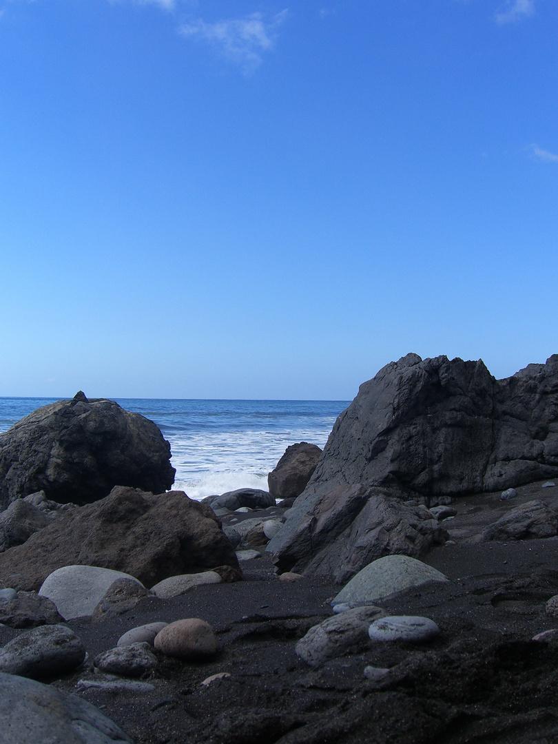 Strand auf La Gomera