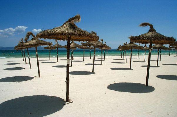 Strand bei Alcudia