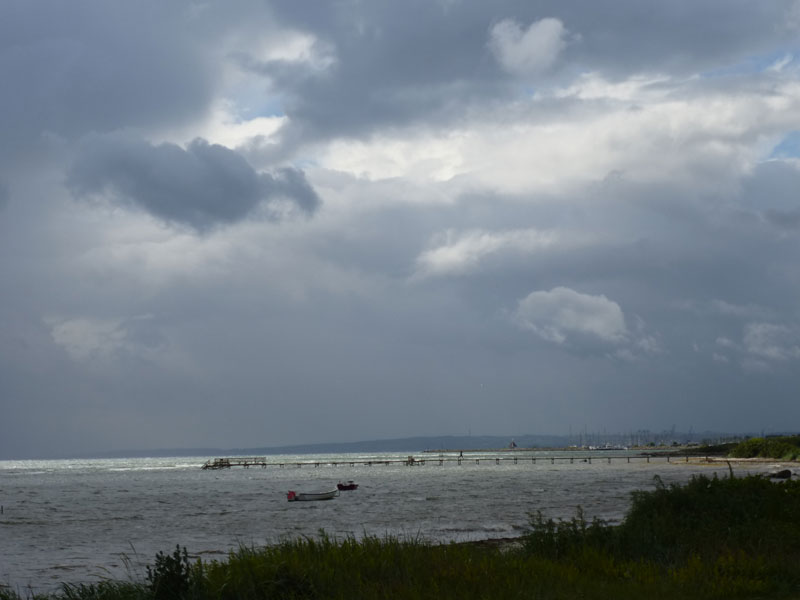 Strand bei Arhus