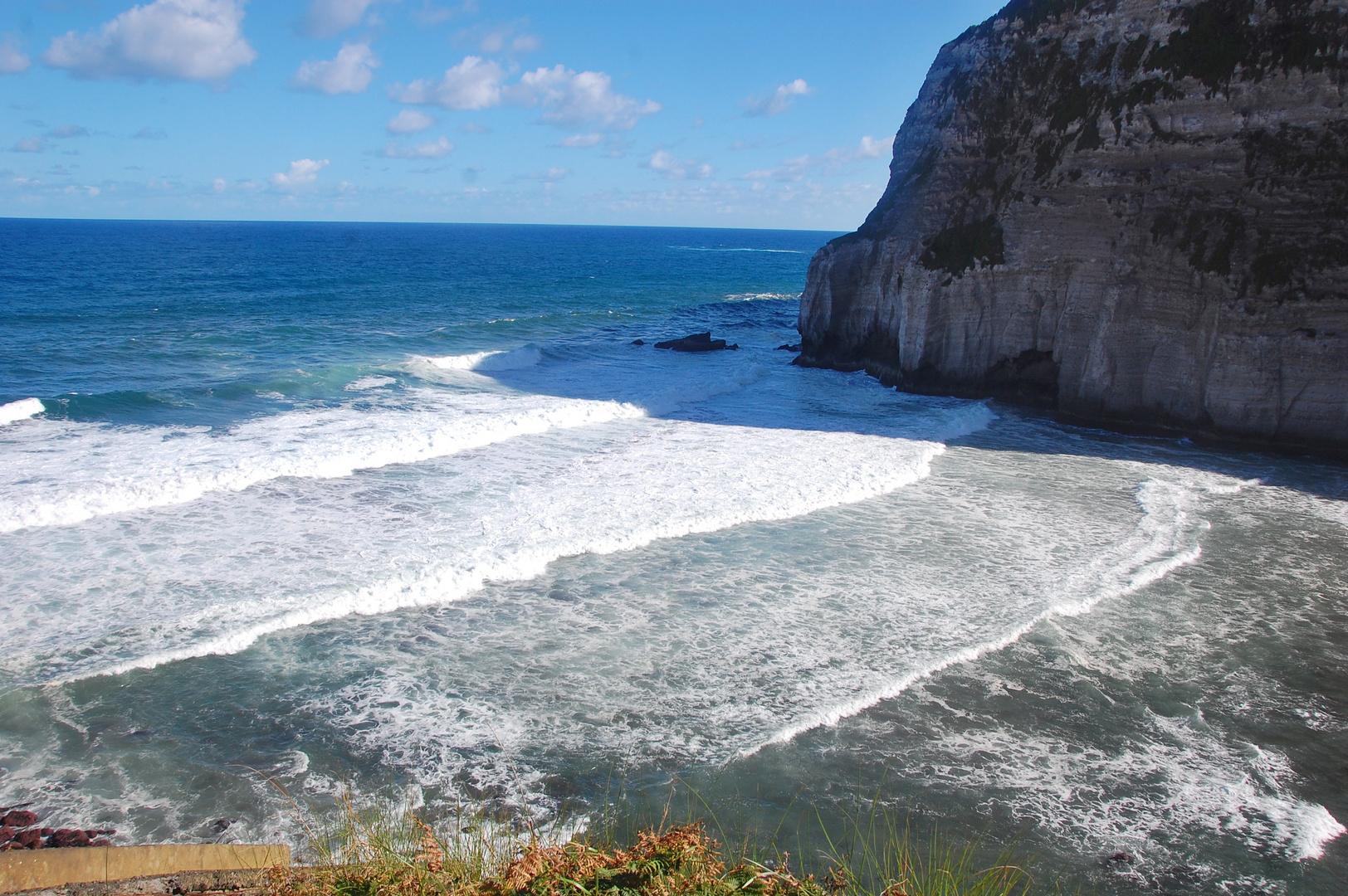 Strand bei Capelas, São Miguel