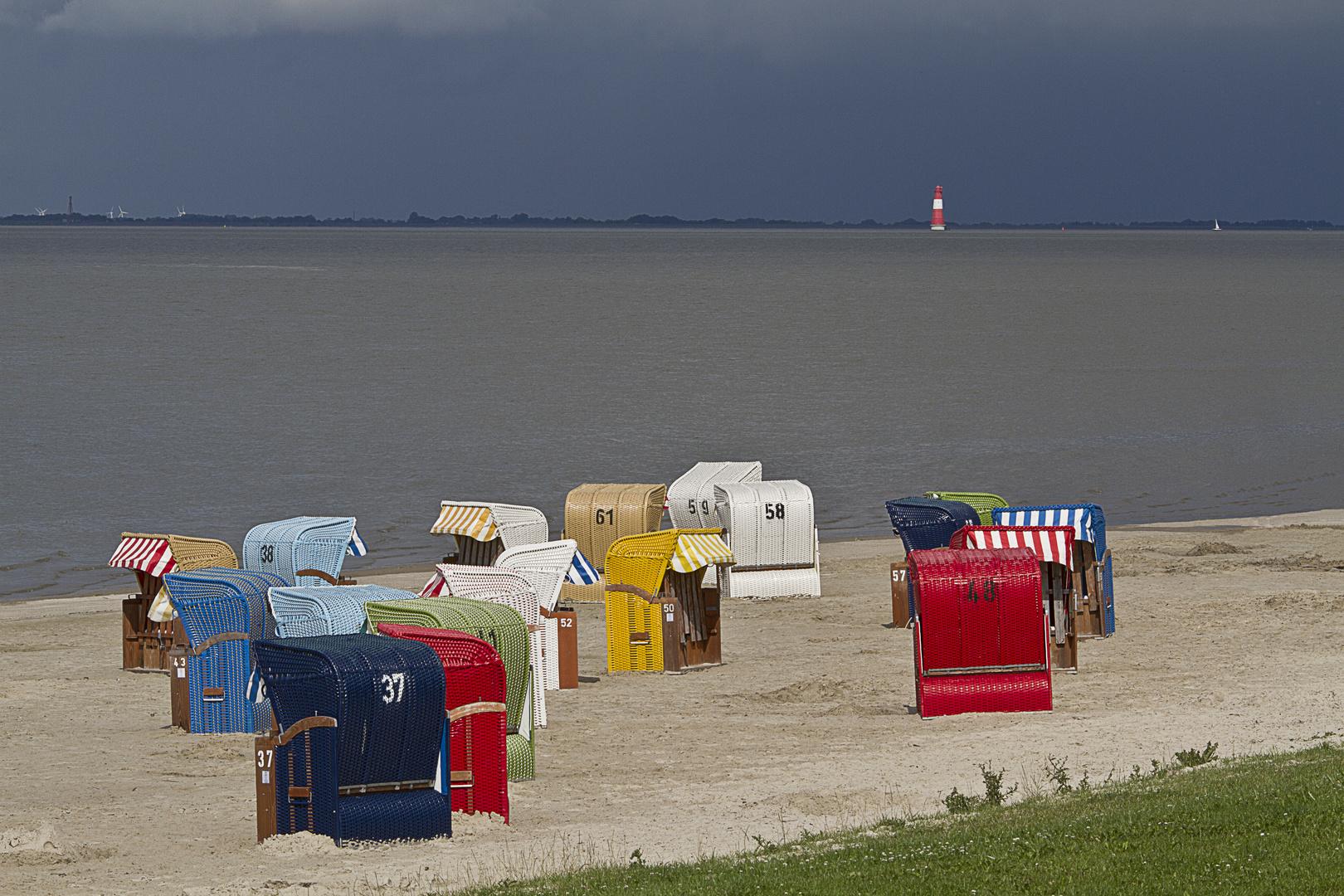 Strand bei Dangast