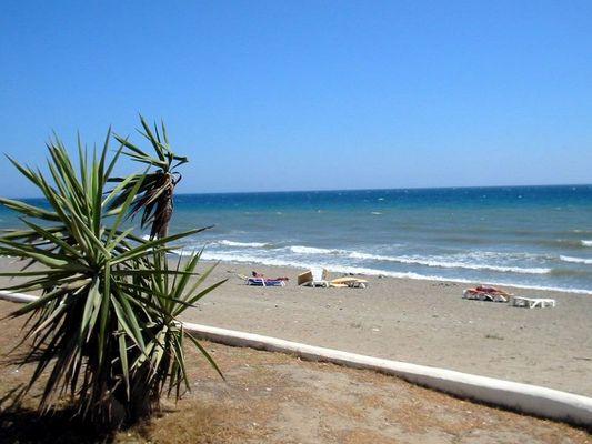 Strand bei Estepona