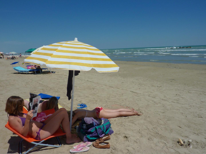 Strand bei Giulianova