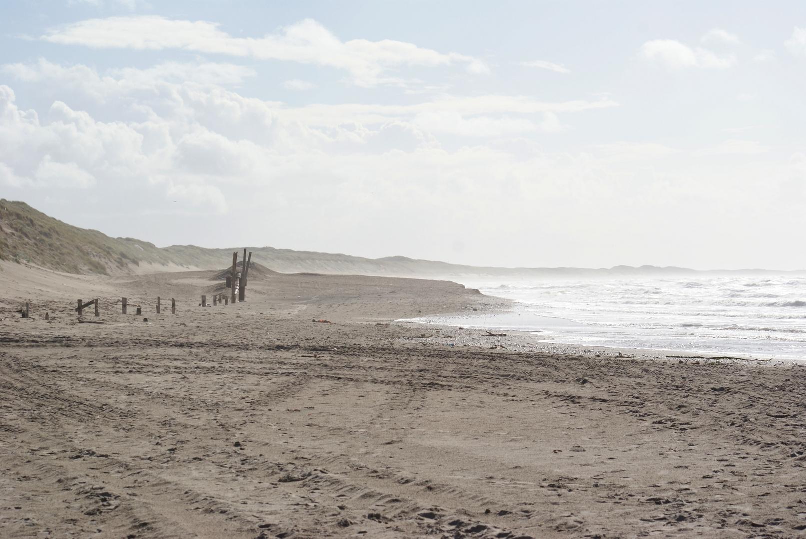 Strand bei Hvide Sande
