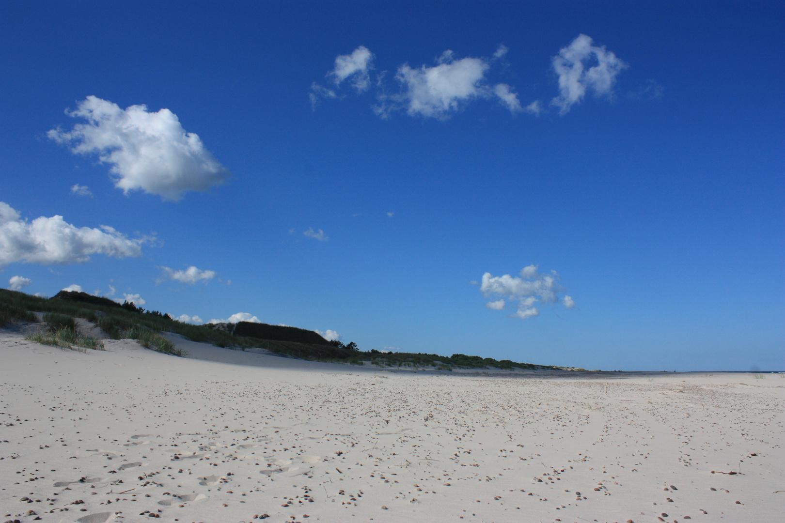 Strand bei Leba