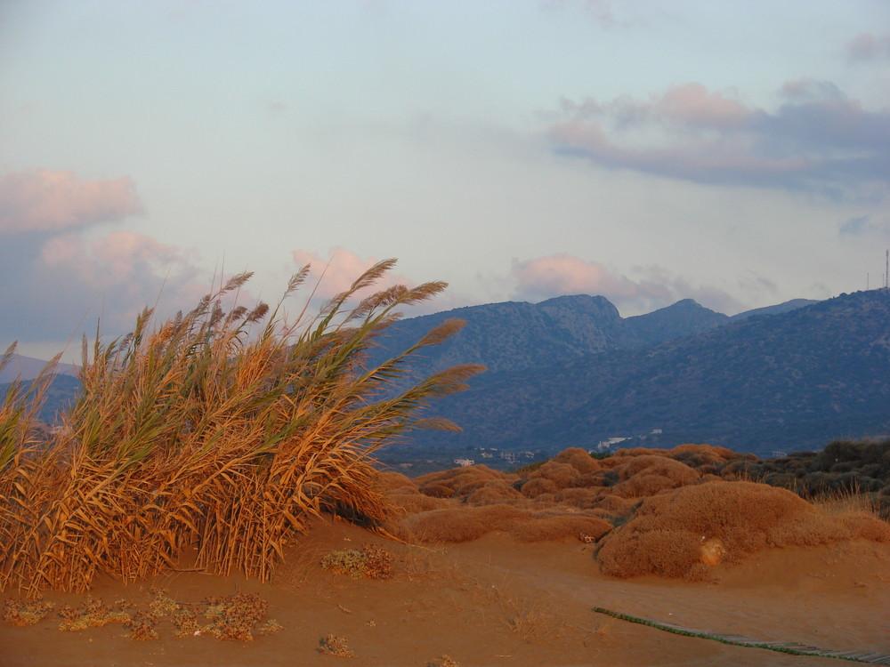 Strand bei Malia