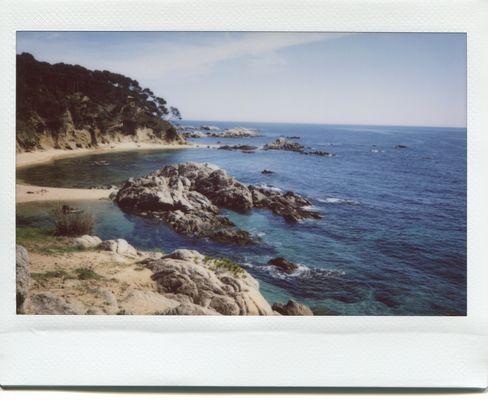 Strand bei Platja Castell