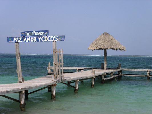 Strand bei Porte Murelos - Yukatan - Mexico