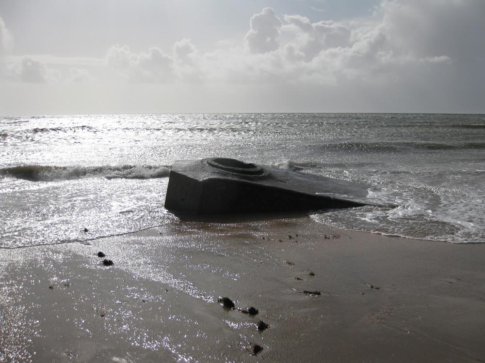 Strand bei Sønderho, Fanø