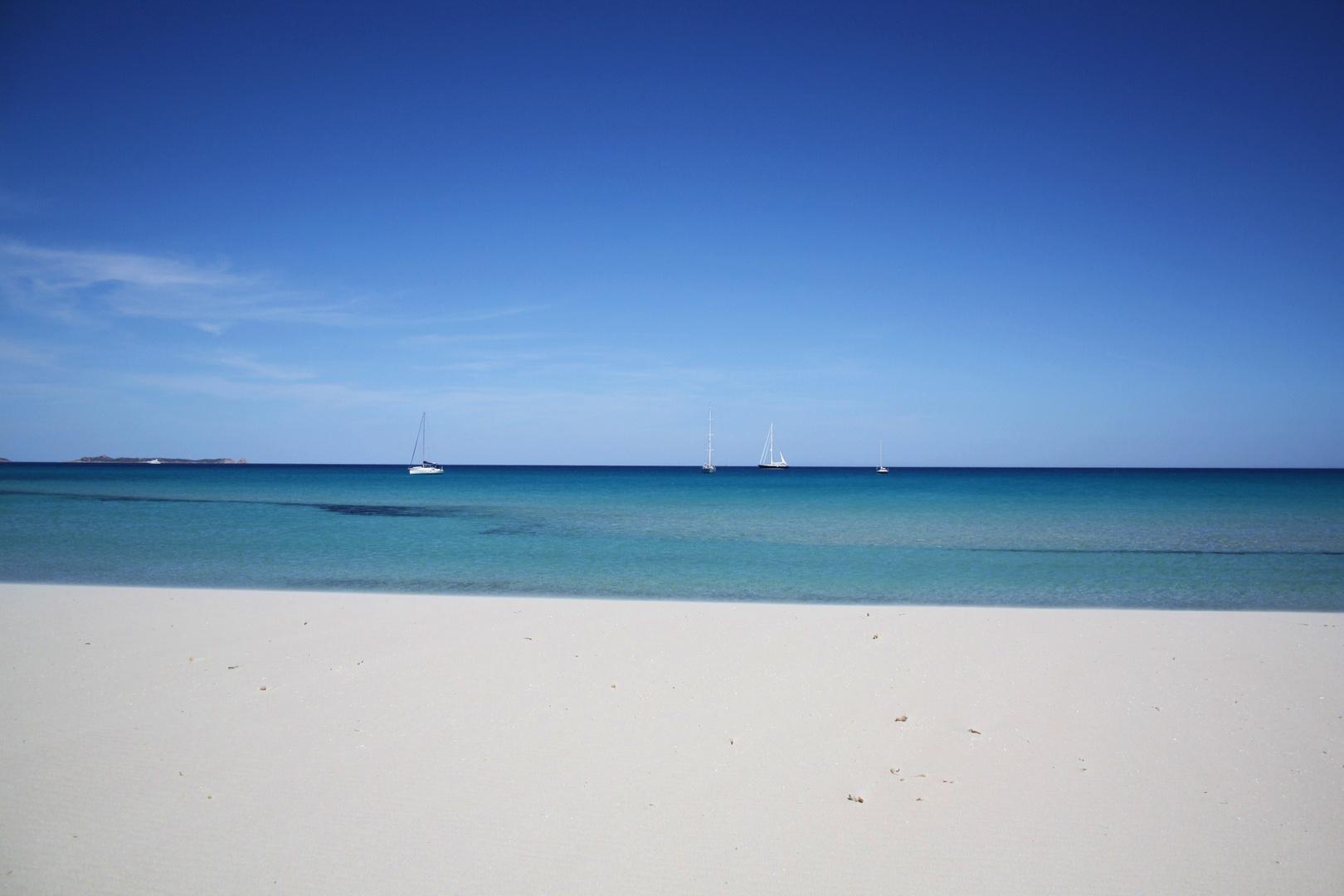 Strand bei Villasimius
