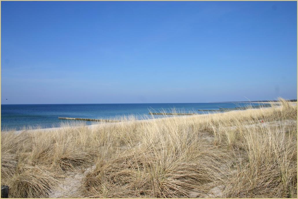 Strand bei Zingst
