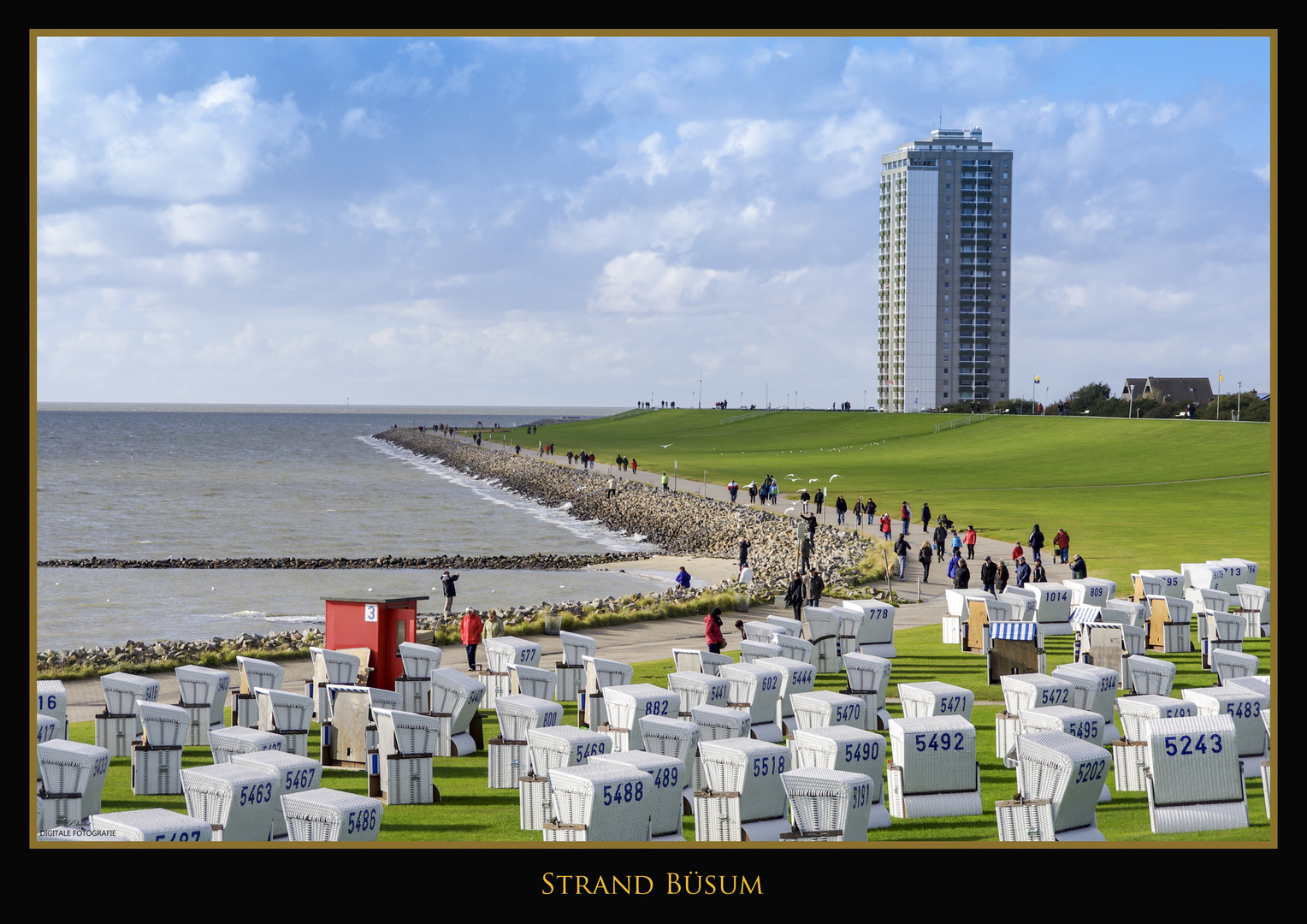 Strand Büsum