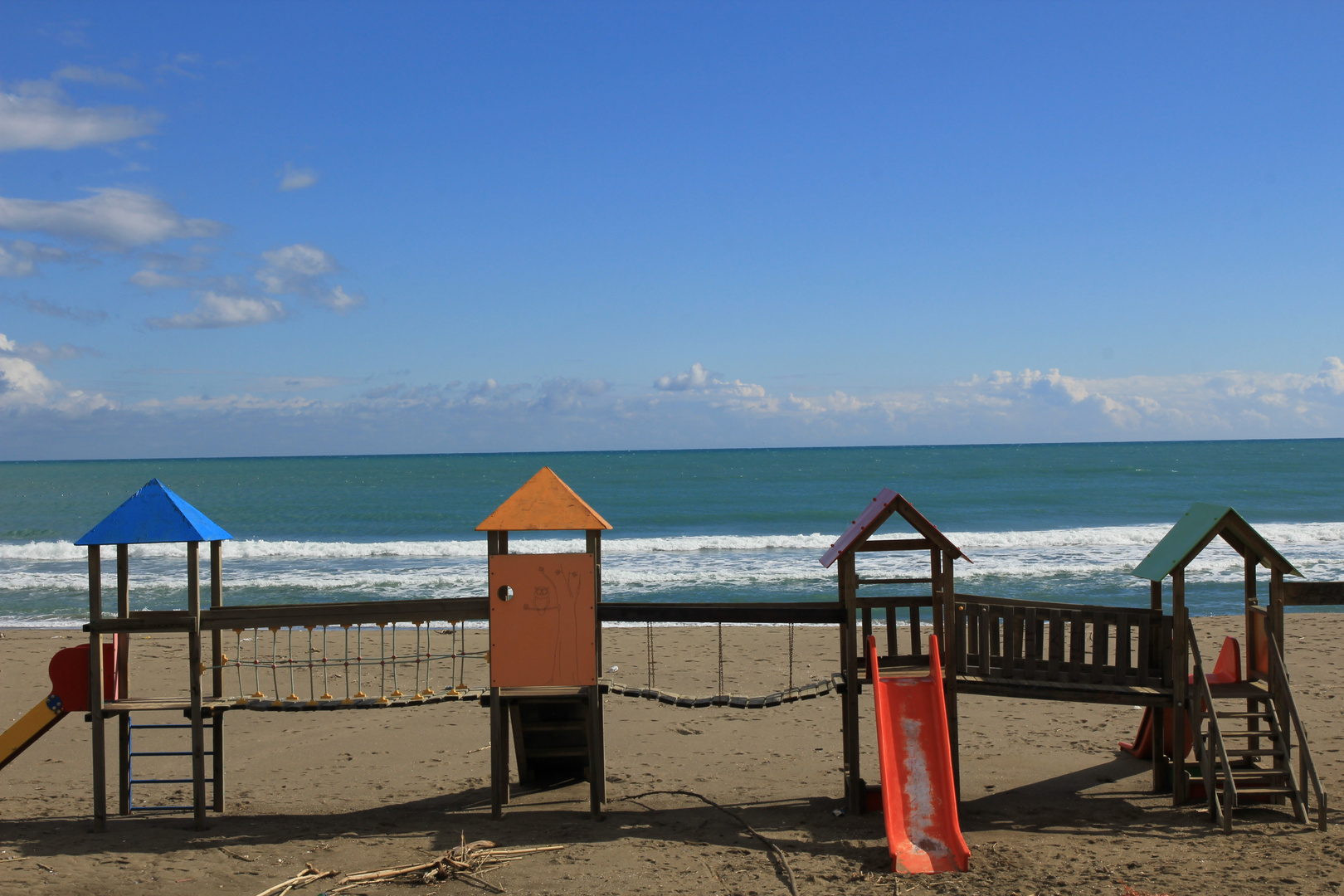 Strand - Fernweh