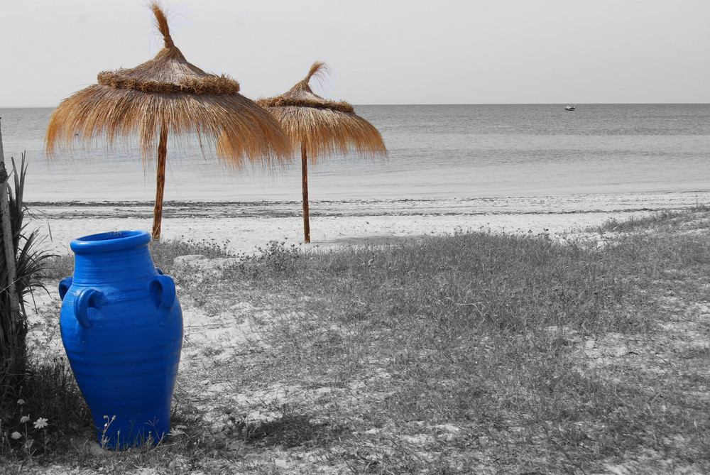 Strand Hotel Menzel Djerba