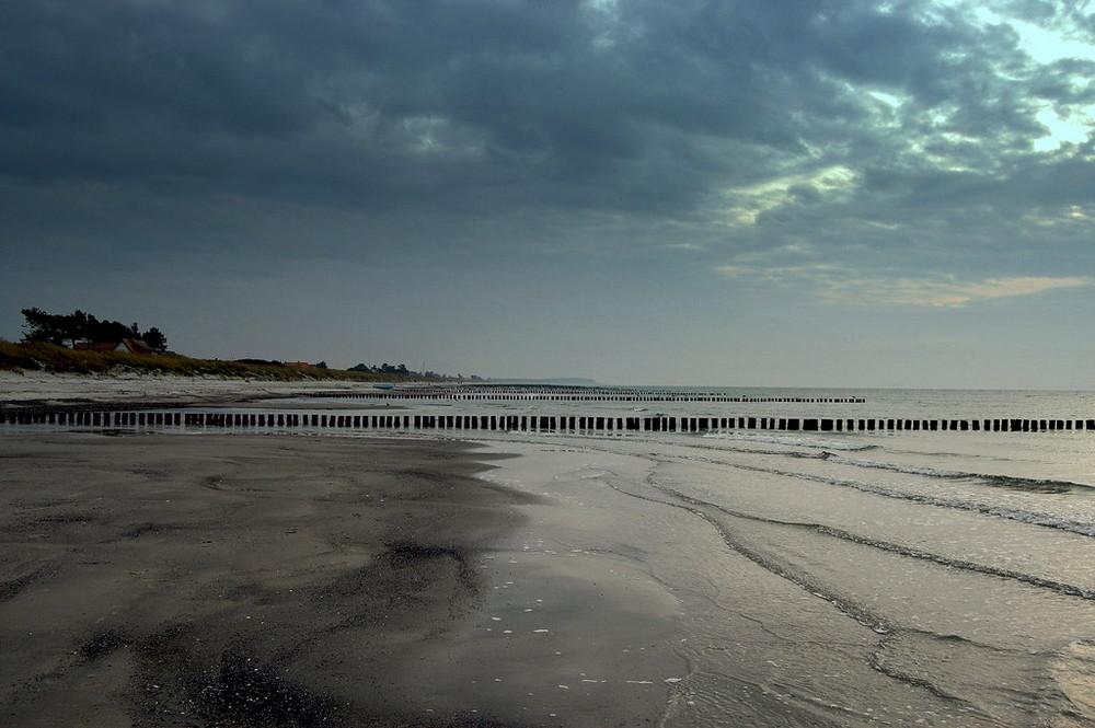 Strand im November