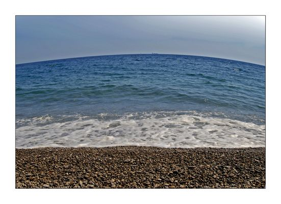 Strand in Amalfi