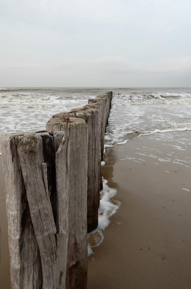 Strand in Cadzand-Bad