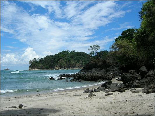 Strand in Costa Rica 1