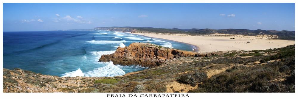 Strand in Portugal...