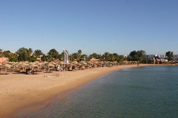 Strand in Safaga