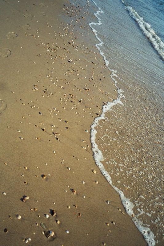 Strand in Spanien