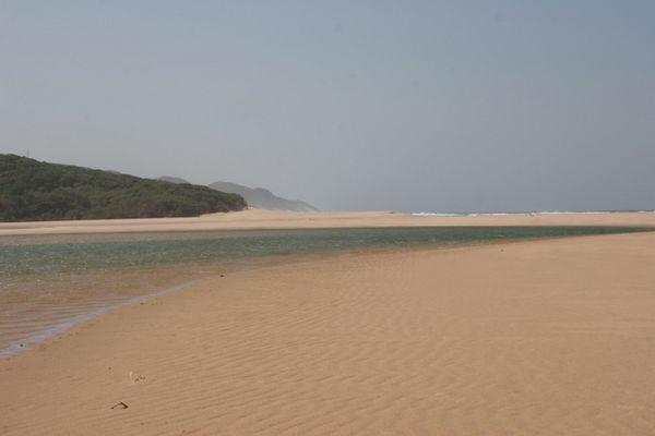 Strand Mosambik