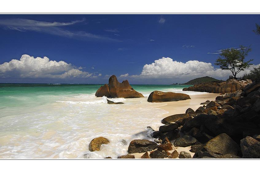 Strand ohne Touris