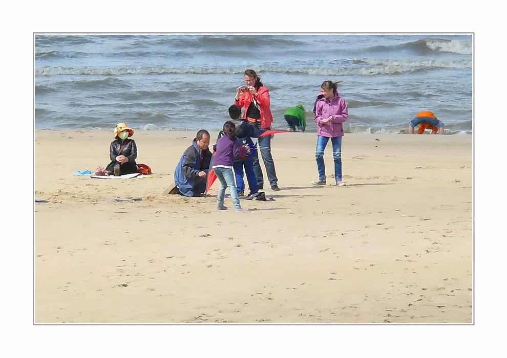Strand-Spaß