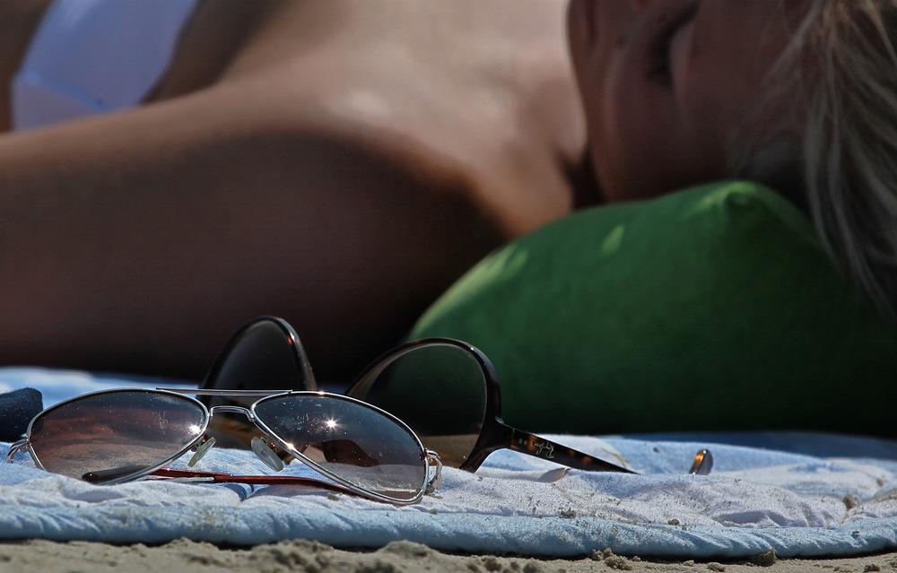 Strand-Stilleben