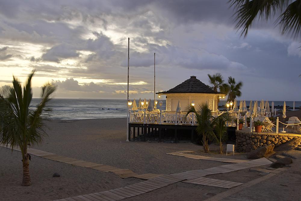 Strand Tenerife HDR