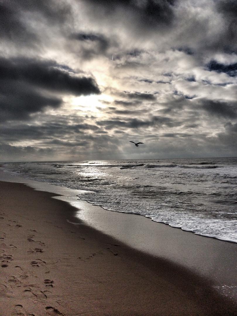 Strand und Meer.....