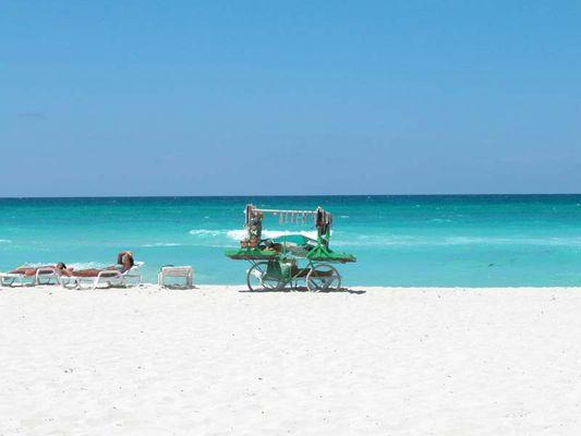 Strand Varadero Kuba