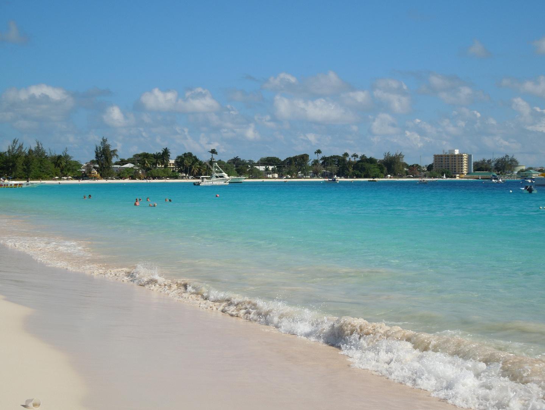 Strand von Bridgetown
