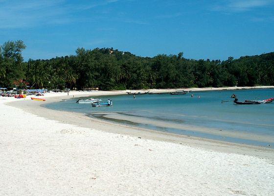 Strand von Choeng Mon auf Ko Samui