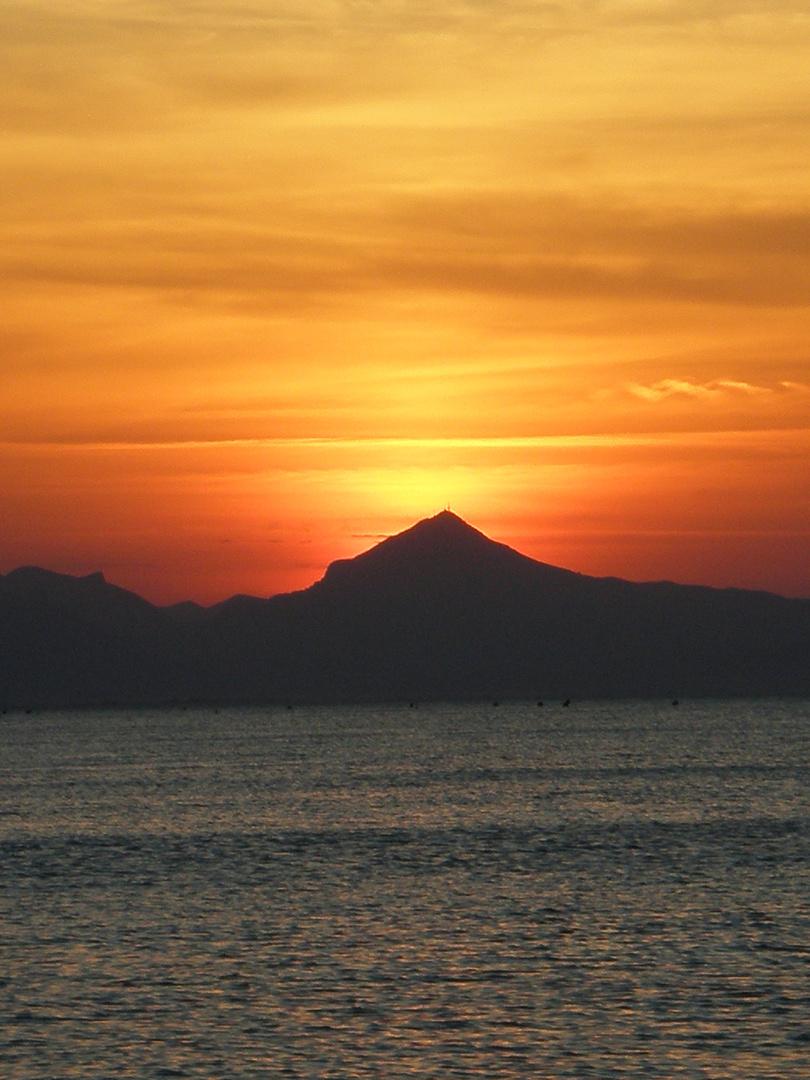 Strand von Denia