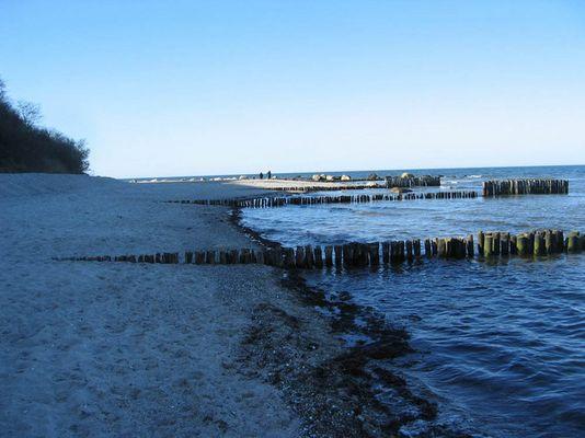 Strand von Hohwacht