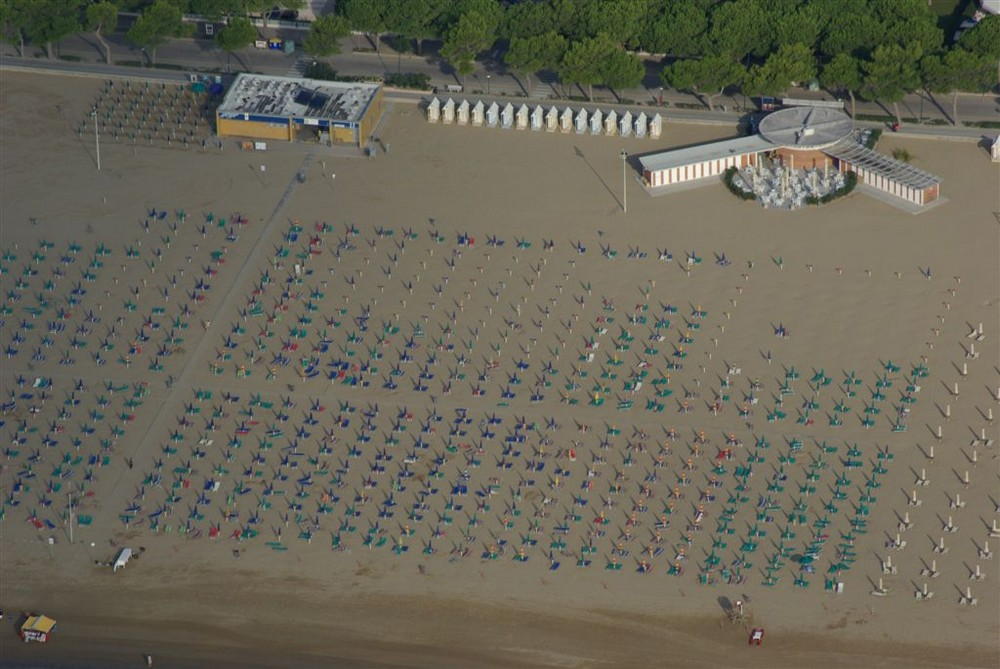 Strand von Jesolo