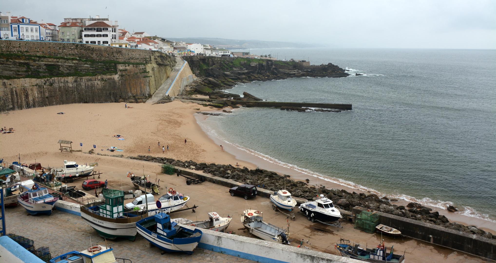 Strand von Lagos (Portugal)