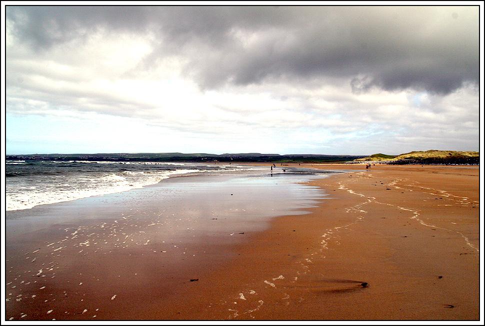 Strand von Lahinch II....