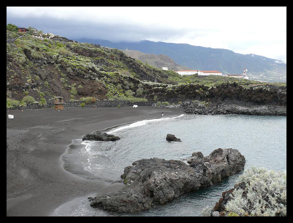 Strand von Los Cancajos