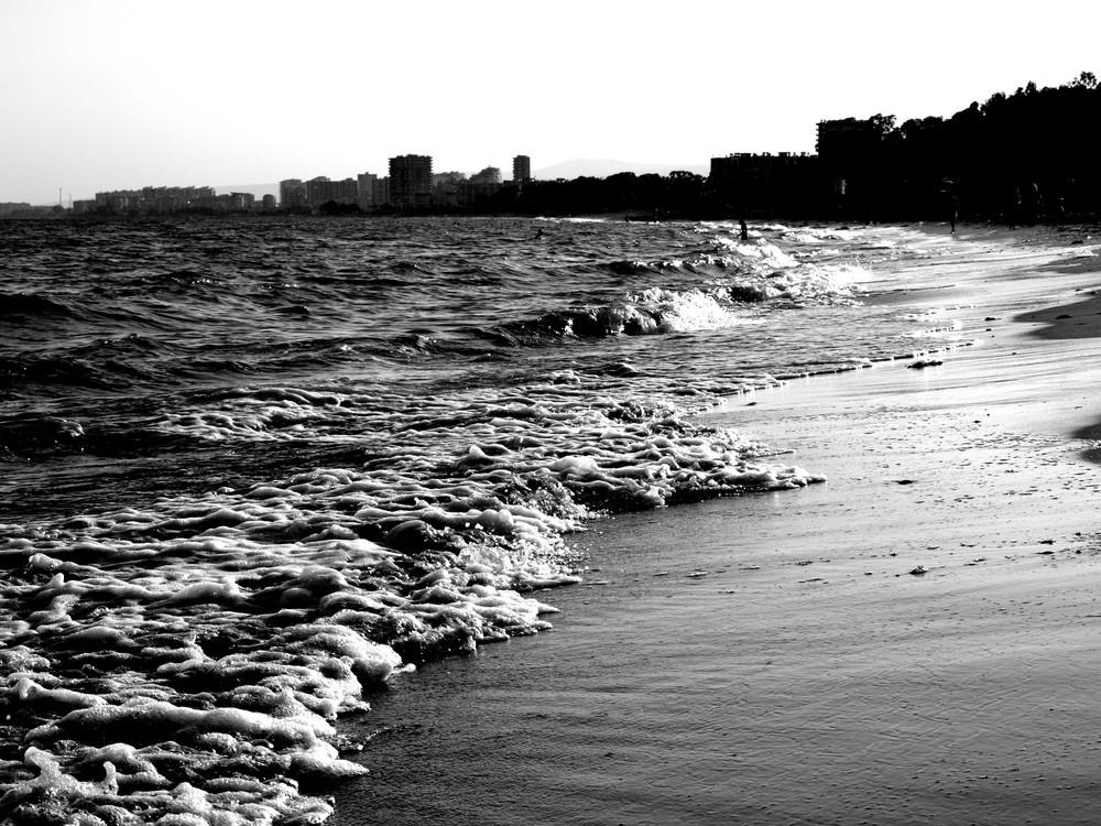 Strand von Mersin